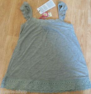 Nolita-Pocket-girl-APE-vest-lace-top-singlet-10-11-12-y-BNWT-designer
