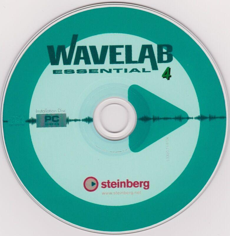 WaveLab 4  Pro-Edit, ULTIMATE MASTERING SOFTWARE - Red Book CD Burning +++++++++