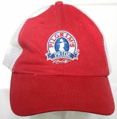 ken Vintage Baseball Hat Buckle Strapback Cap (Pilgrim Hat)