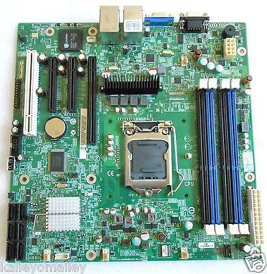 Intel S1200BTS BBS1200BTS microATX, LGA1155, DDR3 ECC New Pull Server Board Only