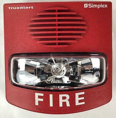 New Simplex 49cmt-wrf Multi-tone Horn For Smartsync Or Free-run Control