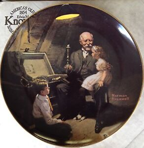Bradford Exchange Norman Rockwell Collector Plates Strathcona County Edmonton Area image 3