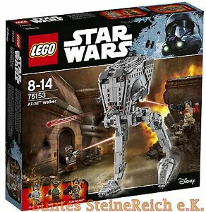 Pre Order LEGO® Star Wars™: 75153 AT-ST™ Walker ! NEU & OVP !