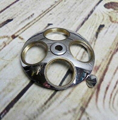 Ao Spencer Microscope 4 Lens Turret Nose Piece