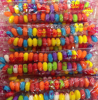 Bulk Candy Necklaces Perfect for Wedding Birthday Party Candy Table Favors - Candy Necklaces Bulk