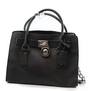 ffcd8b8875e4 Michael Kors Women s Hamilton Saffiano Leather Satchel Tote ...