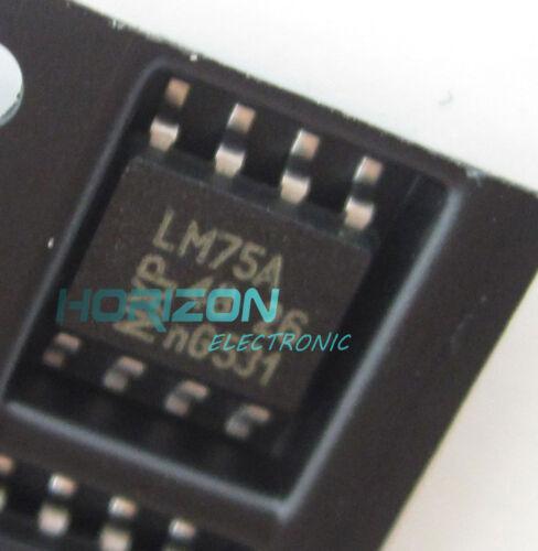 5 PCS LM75AD LM75A NXP SOP-8 I2C Digital Temperature Sensor IC