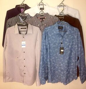 Men's Collared Shirts Lot #27