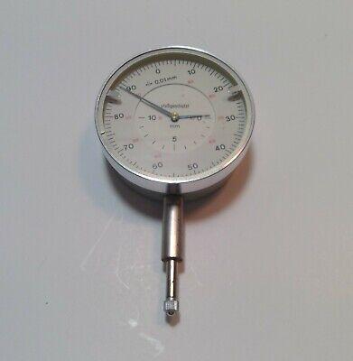 Fowler .01-10 Mm Dial Indicator 52-520-300