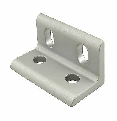 8020 Inc T-slot Aluminum 4 Hole Wide Slotted Bracket 25 Series 25-4260 N