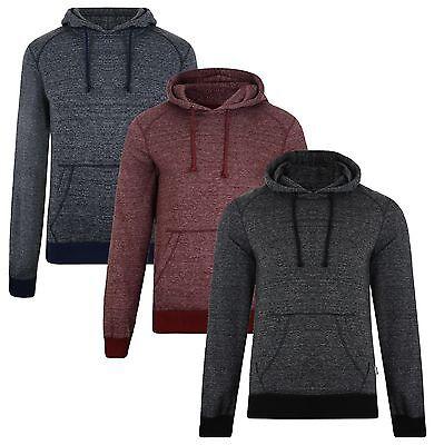 Schwarze Fleece-sweatshirt (Neu Soul Star mit Kapuze Fleece Sweatshirt Top Schwarz Blau Burgund Kapuzenpulli)