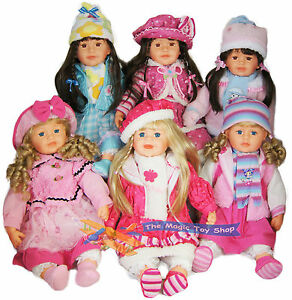 long hair doll ebay