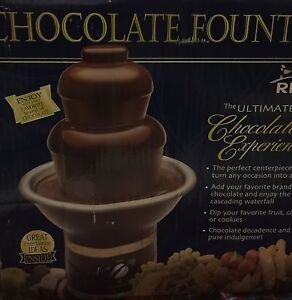 Chocolate fountain for wedding or special event, new