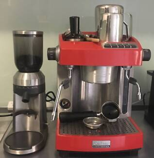 Sunbeam cafe series precision coffee grinder great condition sunbeam cafe manual espresso machine em6900 and multi grinder fandeluxe Gallery