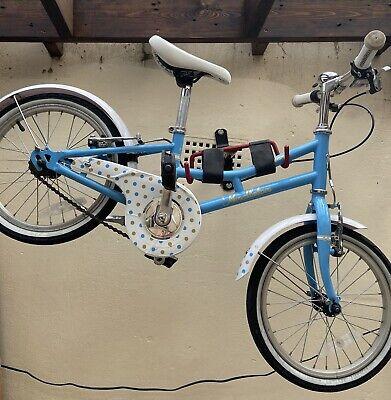 "Girls Pendleton Ashbury 16"" Wheels Bike 4- 6 years great condition"
