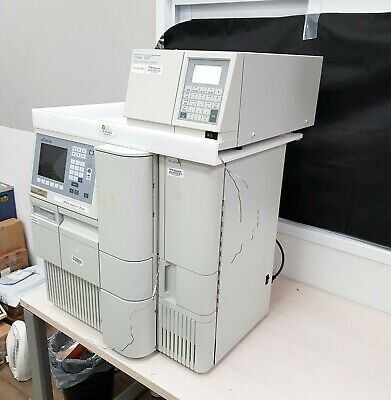 Waters Alliance E2695 Hplc Separation Module 2487 Dual Wavelength Detector