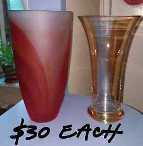 Vases $50 both Fannie Bay Darwin City Preview