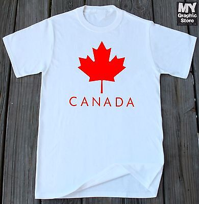 Canada Pride T-shirt Canadian Maple Leaf T-shirt Canada Flag T-shirt Canada Tee