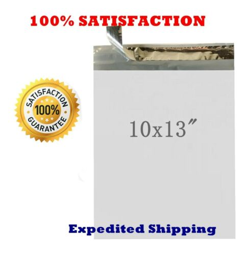 "10x13"" Poly Mailer Shipping Envelopes Mail Bags 50 100 200 300 500 800 900 1000"