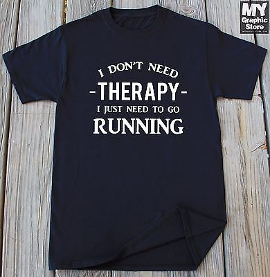 Running T-shirt Runner Jogger Running Lover Tee Birthday Christmas Gifts for Him Birthday Gifts Runners