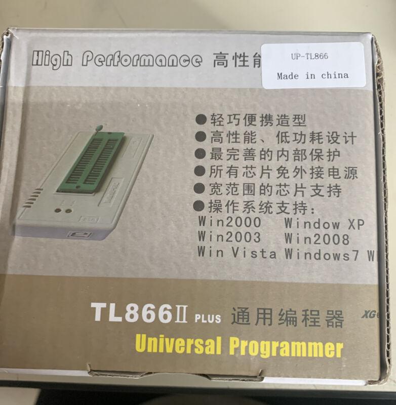 TL866II Plus Universal Programmer High Performance