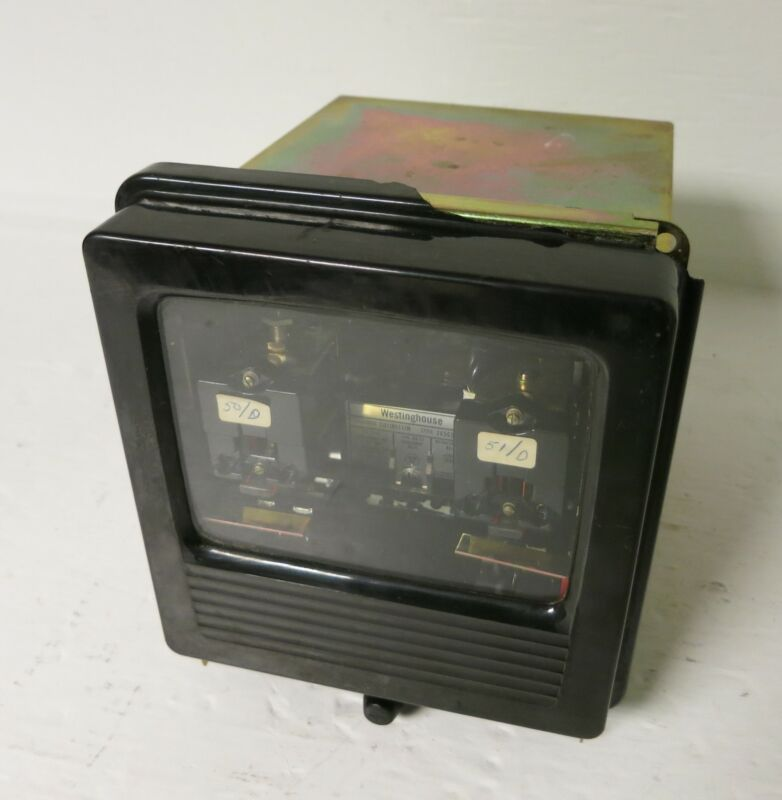 Westinghouse Type C0-11 Overcurrent Relay C011H1111N Style 265C047A07 WH