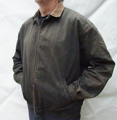 Vintage RALPH LAUREN 100% cotton Harrington Bomber Jacket  size XXL