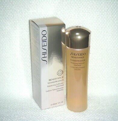 Shiseido Benefiance WrinkleResist24 Balancing Softener Enric