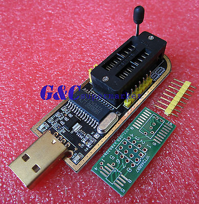 CH341A programmer USB motherboard routing BIOS LCD FLASH 2425 burner