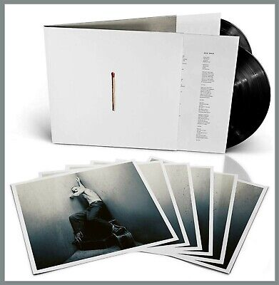 """Rammstein """"rammstein"""" Vinyl 2LP NEUes Album 2019"""