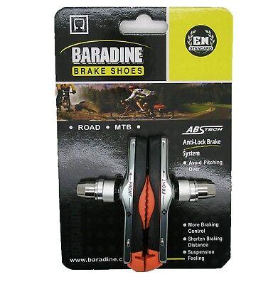 Zapatas Pastillas ABS Antibloqueo Freno MTB Trekking Compatible con Shimano 3077