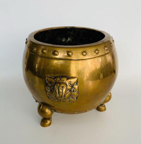 SMALL ANTIQUE CHINESE CHINA BRONZE XUANDE MARK CENSER INCENSE BURNER 18TH C