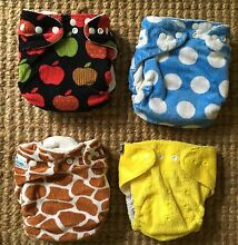 Cloth nappies Kiels Mountain Maroochydore Area Preview