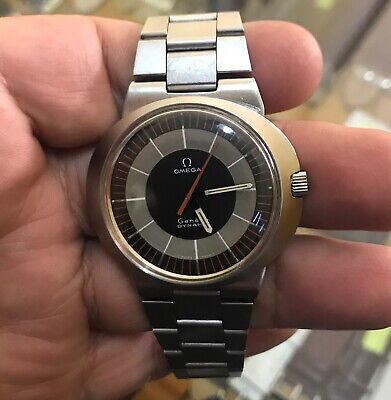 OMEGA Dynamic Geneve manual watch working condition