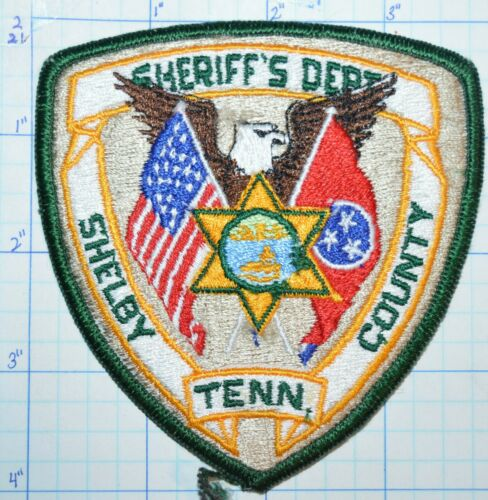 TENNESSEE, SHELBY COUNTY SHERIFF