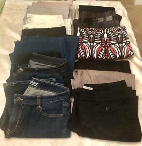 Ladies size 10 Pants/Skirts
