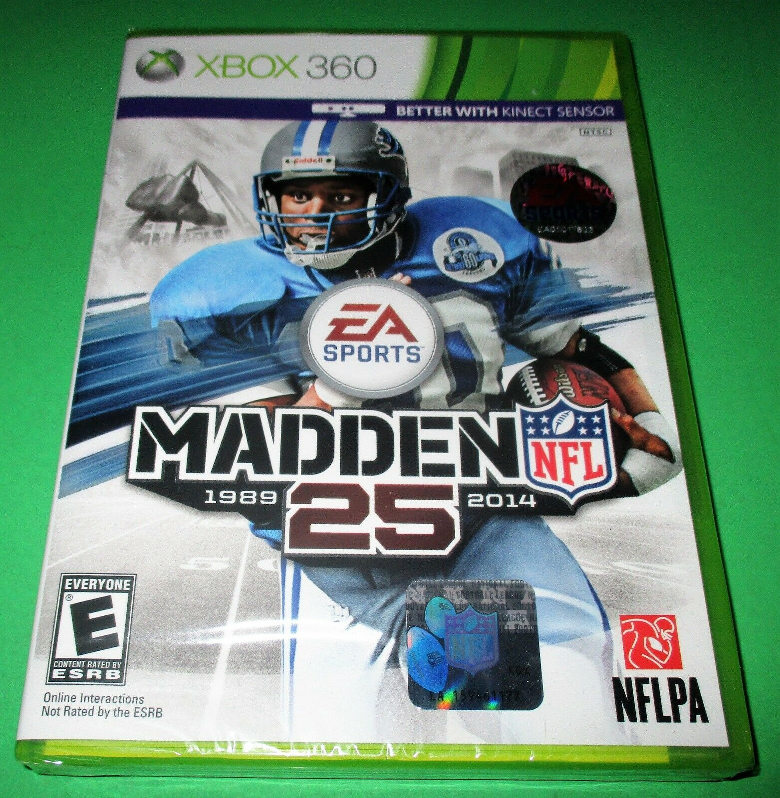 Madden NFL 25 Microsoft Xbox 360 *Factory Sealed! *Free Shipping