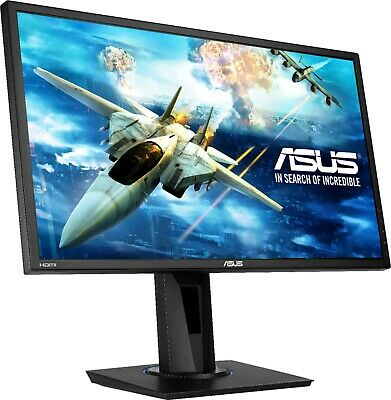 "OB: ASUS - 24"" VG245H 75Hz 1Ms LED FHD FreeSync Gaming Monitor - Black"
