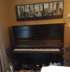 1882 Steinway & Sons Piano