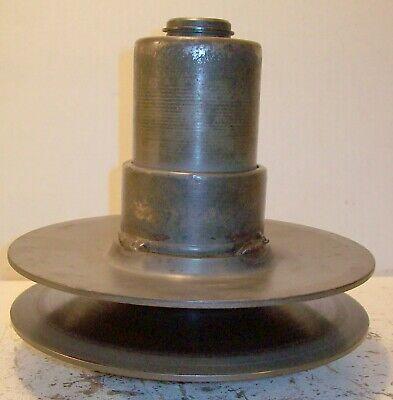 Powermatic 1200 Drill Press Motor Pulley For Parts Or Repair