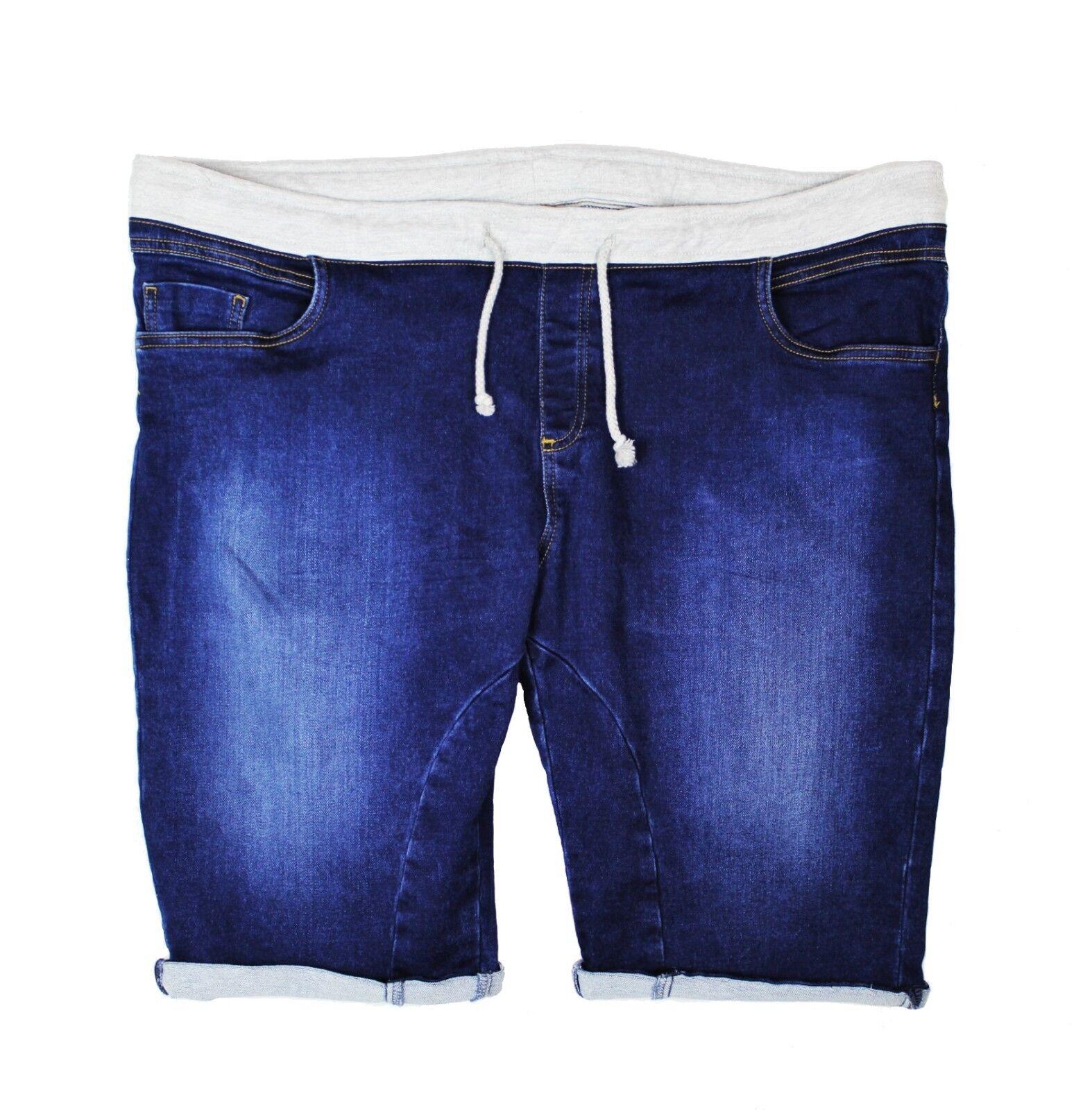 8fb1b6efac9a Neu identic Herren Jeans Stretch Shorts   kurze Hose - Gr. 44, 46 ...
