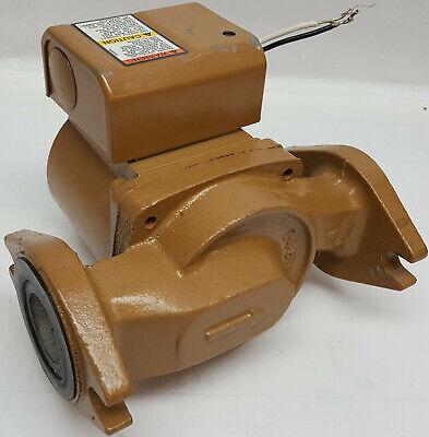 Bell Gossett 103358lf Series Ssf-12flw Circulator Pump 140 Hp 2800 Rpm 115v