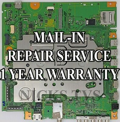 Used, Mail-in Repair Service TNPH1043UC / TXN/A1UCUUS for TC-P65VT60 1 Year Warranty  for sale  Tucson