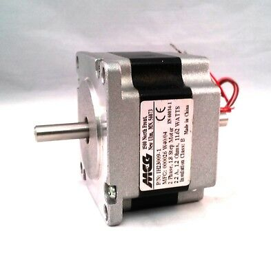 Nema 23 Stepper Motor 76 Oz-in Torque 2.2 Aph 1.8 Step Angle Mcg Ih23009-1