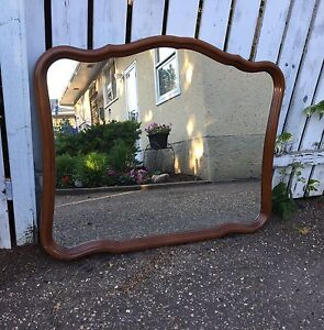 French Prov. - & other misc. mirrors,headboards,bedframes