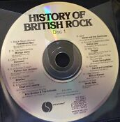 History of British Rock CD