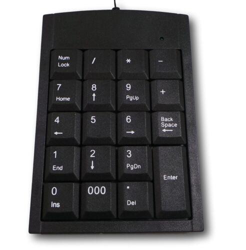 Numerische USB 10er Tastatur Nummernblock         #e224