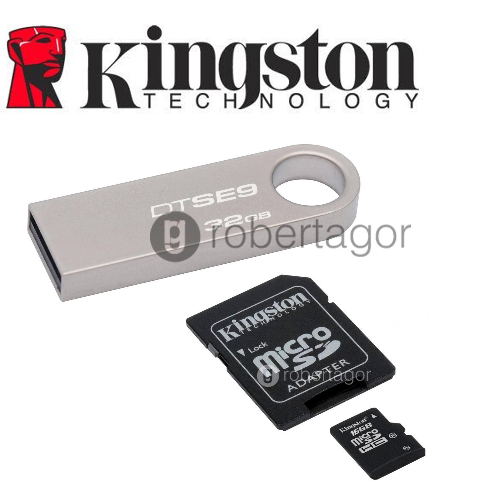 2 X ADATTATORE MICRO SD HC A SD COMPATIBILE 4-8-16-32-64 GB