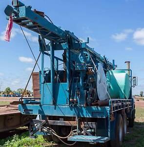 Drilling Rig Herberton Tablelands Preview