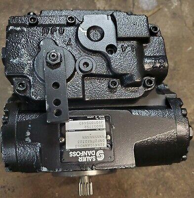 42r41cann303dnf2fa2323nnnnnnnnnn Sauer Danfoss Piston Closed Circuit Pump